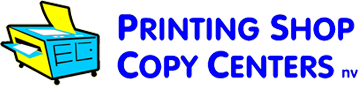 Printing-Shop Copy Centers NV Logo